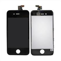 Lcd Pantalla + Touch Digitalizador Iphone 4g Negro