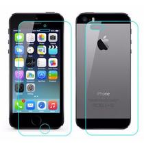 Mica Gorilla Glass Cristal Templado Frontal+trasera Iphone 5