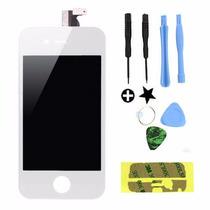 Pantalla Display Lcd Iphone4-4s+herramientas O Mica-original