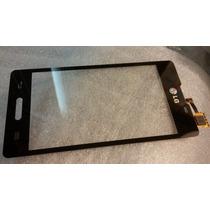 Pantalla Tactil Touch Screen Lg L5x E450 Negra Vikingotek