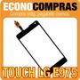 Pantalla Touch Para Lg E975 Color Negro 100% Nuevo!!!!!!!!!!