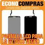Pantalla Lcd Para Lg G2 D800 Color Negro Display 100% Nuevo!