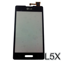 Pantalla Tactil Touch Screen Cristal Lg L5x E612 Nuevo