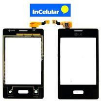 Touch Screen Cristal Lg Optimus L3 E400 Precio Envío Justo!