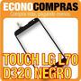 Pantalla Touch Para Lg L70 D320 Color Negro 100% Nuevo!!!!!!
