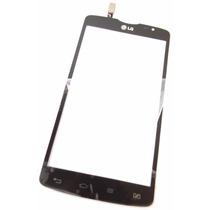 Lg L80 D380 Dual Sim - Panel Touch Cristal Negro Nuevo !!