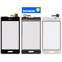 Touch Screen Cristal Lg L5x E450 E450f E540 $ Envio Justo!