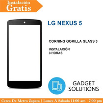 Cristal Corning Gorilla Glass De Pantalla Nexus 5 D820 D821