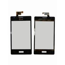 Touch Digitalizador Lg Optimus L5 E612 S / Marco
