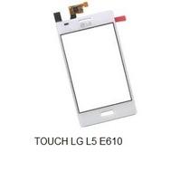 Touch Cristal Lg Optimus L5 Blanco