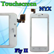 Touch Digitalizador Nyx Fly Il 2 Blanco Tactil Nuevo!!!!!