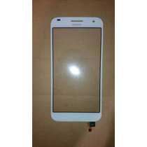 Pantalla De Cristal Con Touch Huawei Ascend G7 Blanc L01 L03