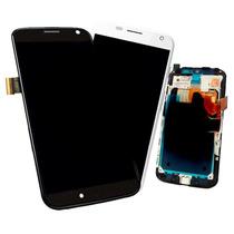 Display + Touch Motorola Moto X Xt1053 Xt1058 Blanco Negro