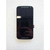 Pantalla Display Touch Moto G2 Xt1063 Xt1064 Xt1068 Marco