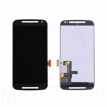 Pantalla Lcd + Cristal Touch Motorola Moto G2 Xt1064 Nuevo