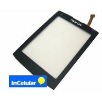 Touch Screen Cristal Nokia X3-02 Con Adhesivo $ Envio Justo!