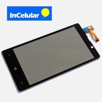 Touch Screen Cristal Nokia Lumia 820 Precio De Envío Justo!