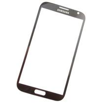 Samsung Galaxy Note 2 - Refacción Cristal De Touch Gris !