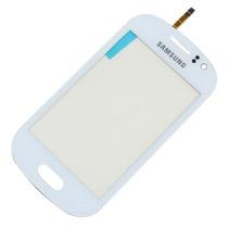 Pantalla Touch Samsung Galaxy Fame S6810 Blanca Vikingotek