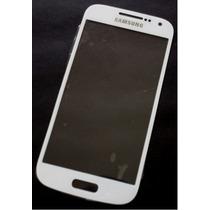 Samsung S4 Mini I9190 - Refacción Cristal Blanco Del Touch !