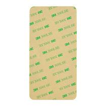 Tira Adhesivo 3m Medida Exacta Galaxy Note 3 N9000/5/3/a/t