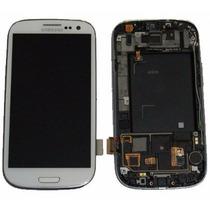 Pantalla Original Display Lcd Touch Screen Samsung S3 I9300