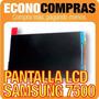 Pantalla Lcd Para Samsung S7500 Ace 2 100% Nuevo!!!!!!!!!!!!