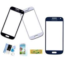 Cristal Touch Galaxy S4 Mini Negro Blanco Y Azul