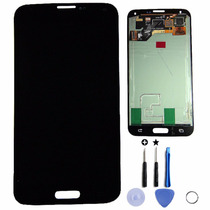Pantalla Lcd Touch Display Samsung Galaxy S5 G900 Home Flex