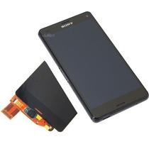 Combo Display Xperia Z3 Compact + Tapa Trasera + Adhesivos