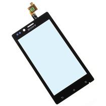 Pantalla Touch Sony Xperia J St26 Nueva De Cristal La Mejor