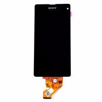 Display Pantalla Xperia Z1 Compact + Cristal Touch Planetaip