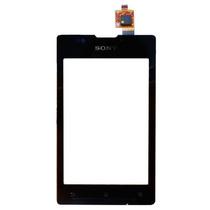 Touch Digitalizador Sony Ericsson Xperia E C1504 Negro