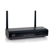 Presentador Inalámbrico Doble Antena Wpd-230 1 A 4 Usuarios