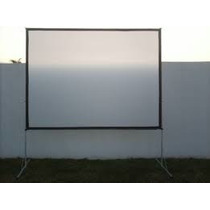 Pantalla De Proyeccion Dual Screen Projection 3x2 Metros