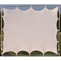 Lienzo Ajustable Para Video Proyeccion Delantera - Trasera