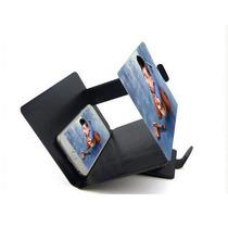 Amplificador De Pantalla 3d Celular Alta Fidelidad Y Estuche