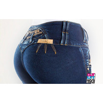 Jeans Corte Colombiano - Levanta Pompa - Push Up Jeans!