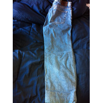 Pantalon De Mezclilla Calvin Klein, C&a Para Dama T-7 Y T-11