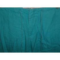 Pantalon Zara De Lino Como Nuevo Talla X2 (24)
