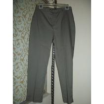 Pantalon Casual Banana Republic Para Dama Talla 8-34 Nuevo