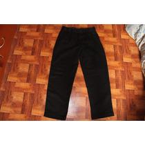 Pantalon George De Vestir, Nuevo Talla 32