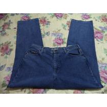 Pantalon D Mezclilla Jeans Lee Para Dama 12-38 Azul Nuevo