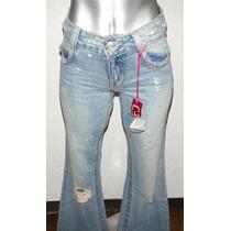 Jeans/pantalón Glo Talla 1 Junior Ropa Modateista Jk890