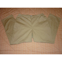Pantalon Jms Stretch Color Beige Extra Grande 2x (18/20) W