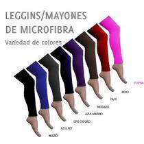 Leggings Likra Algodon Ajustables