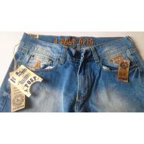 Nuevo Pantalón De Mezclilla A. Post Talla 30