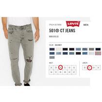 501® Ct Jeans Levis