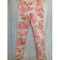Jeans Aeropostale Estampados, Original