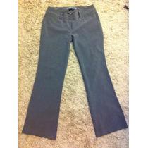 Limpia De Closet Pantalon De Vestir Dama Color Gris Talla 5